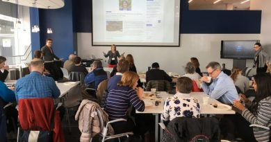 """Join us for our Spring 2019 Workshop: """"Writing with Community Partners"""" at UCONN Conference on Teaching and Writing"""