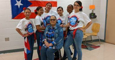 Hartford Magnet Trinity College Academy and La Voz Latina Celebrate Hispanic Heritage Month