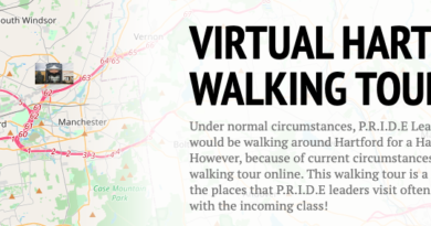 Virtual Walking Tour of Hartford by P.R.I.D.E.