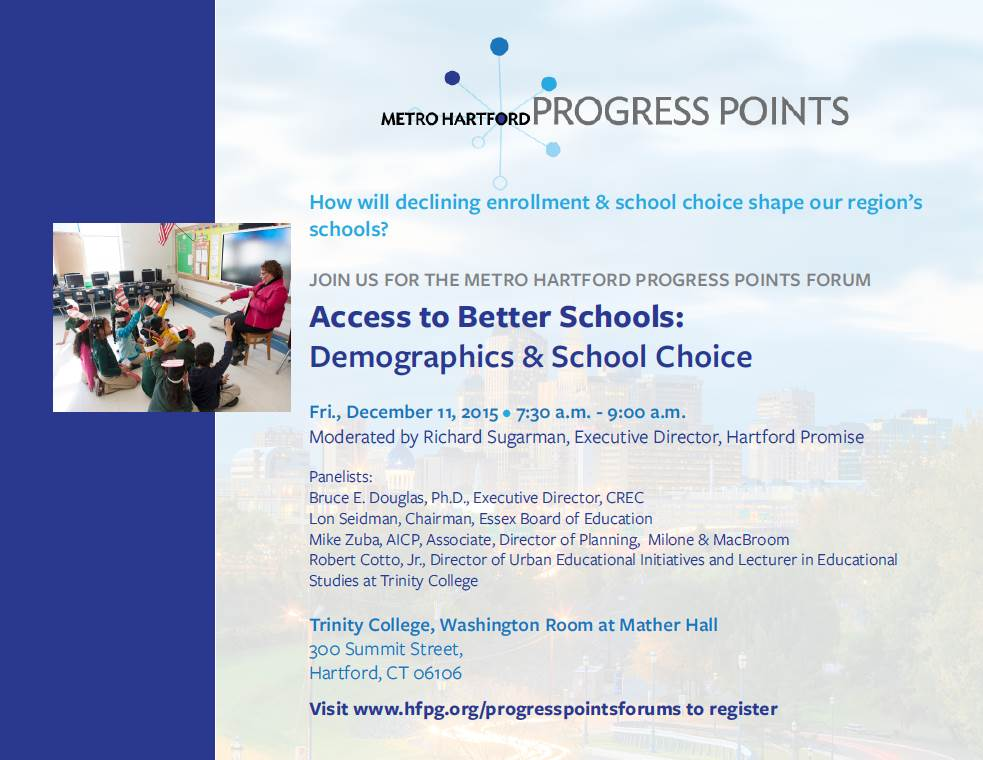 Metro Hartford Progress Points Better Schools JPG
