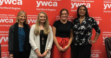 Trinity Joins YWCA Hartford Panel for Week Without Violence: Know the Facts, Hear the Stories of Survivors, Take Action