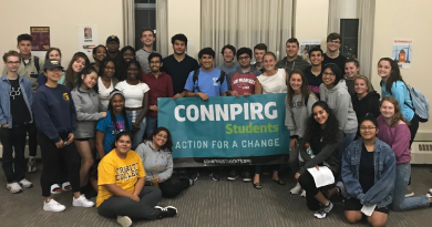 Trinity ConnPIRG September Newsletter: Zero Waste, Voter Registration