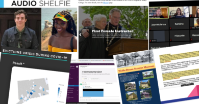 2020 Public Humanities Collaborative Explores Digital Tools