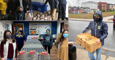 Over 20 Years of Annual Community Service Holiday Drives