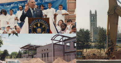 Reflecting on the 20th Anniversary of the Learning Corridor